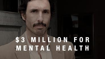 Helping men take action on mental illness