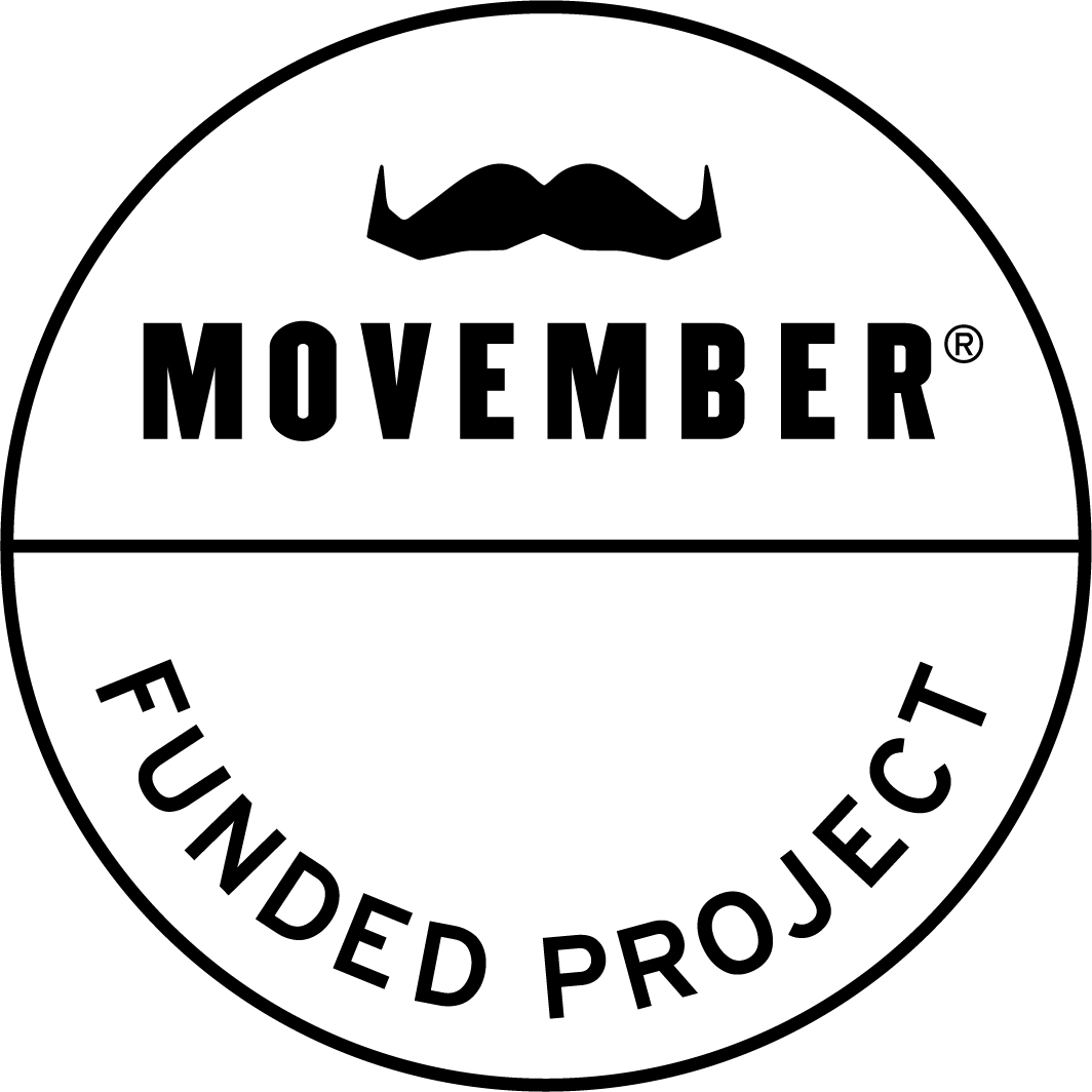 Funded by the Movember Foundation